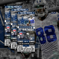 Dallas Cowboys - Invite 2 - Product 1