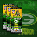 Greenbay Packers - Invite - Product 1