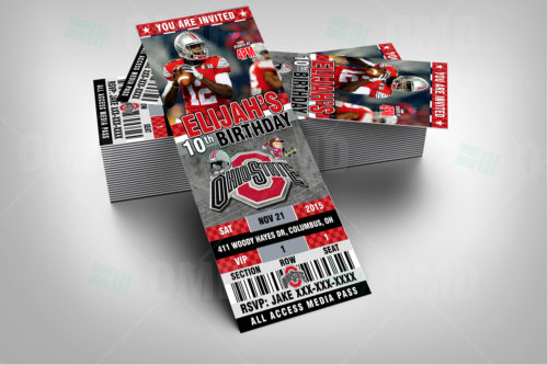 Ohio State Buckeyes - Invite 2 - Product 2