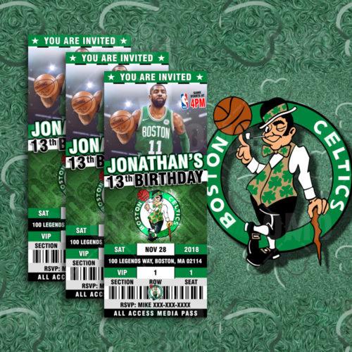 Boston Celtics - Invite 2 - Product 1