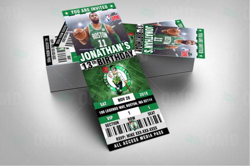 Boston Celtics - Invite 2 - Product 2