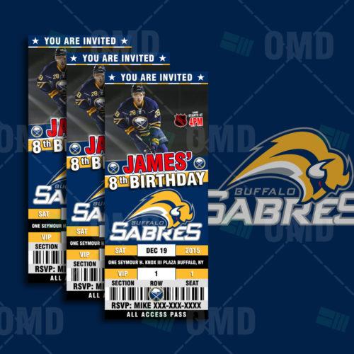 Buffalo Sabres - Invite 1 - Product 1