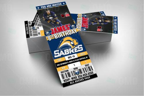 Buffalo Sabres - Invite 1 - Product 2