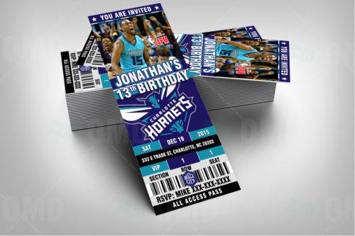 Charlotte Hornets - Invite 1 - Product 2
