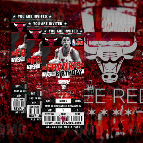 Chicago Bulls - Invite 2 - Product 1jpg