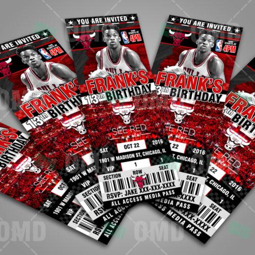 Chicago Bulls - Invite 2 - Product 3