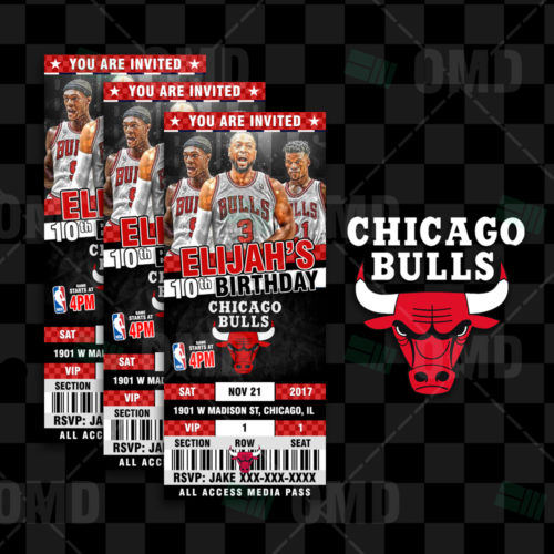 Chicago Bulls - Invite 3 - Product 2