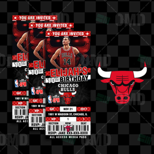 Chicago Bulls - Invite 4 - Product 1