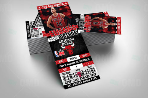 Chicago Bulls - Invite 4 - Product 2