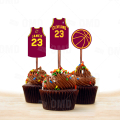 Cleveland Cavaliers - Cupcake Toppers 1 - Product 1