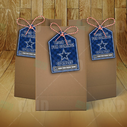 Dallas Cowboys - Bag Tag - Product 3-1