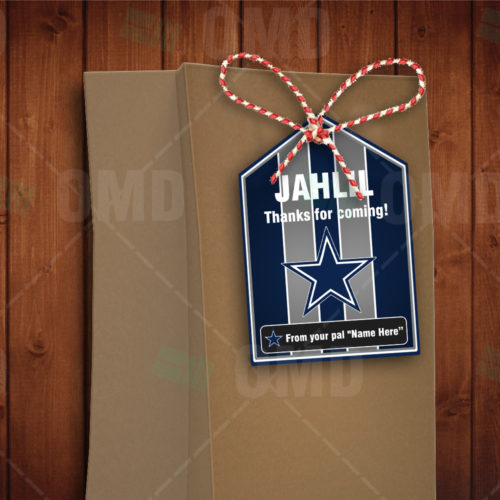 Dallas Cowboys - Bag Tag - Product 4