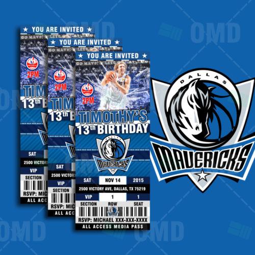 Dallas Mavericks - Invite 1 - Product 1