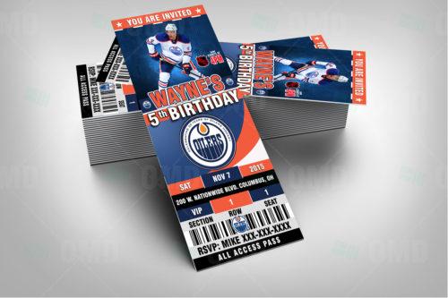 Edmonton Oilers - Invite 1 - Product 2