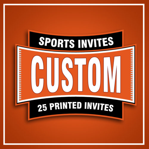 Etsy Custom Listing - Very Important - 25 printed invites