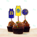 Golden State Warriors - Cupcake Toppers 1 - Product 4