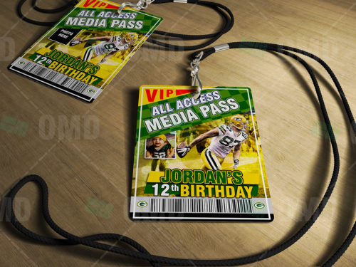 Green Bay Packers - Vip Badge 1 - Product 2