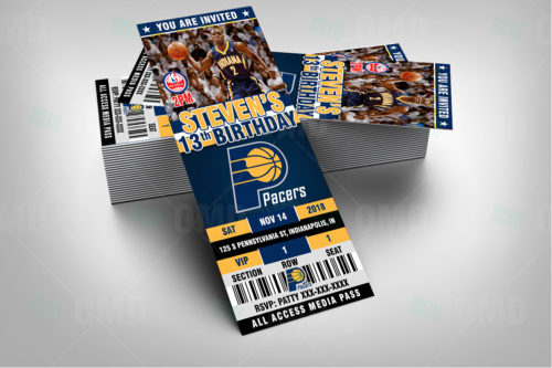 Indiana Pacers - Invite 2 - Product 2