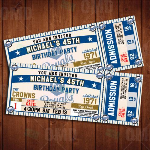 Kansas City Royals - Invite 2 - Product 2