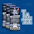 Los Angeles Dodgers Baseball - Invite 1 - Product 1