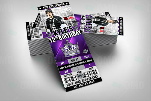 Los Angeles Kings - Invite 1 - Product 2