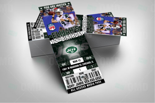 New York Jets - Invite 2 - Product 2