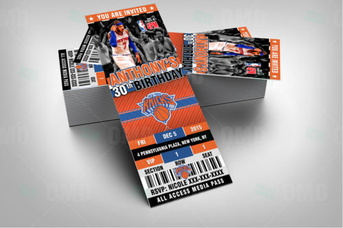 New York Knicks - Invite 1 - Product 1-2