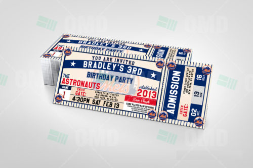 New York Mets - Invite 2 - Product 2