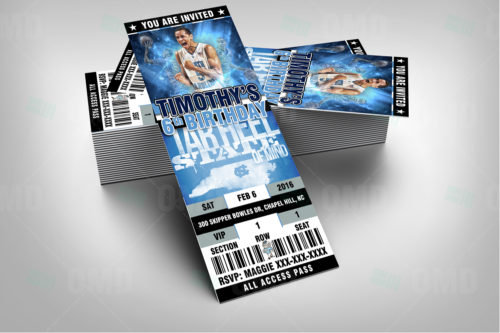 North Carolina Basketball - Invite 2 - Product 2