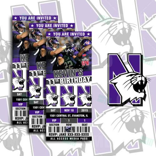 Northwestern - Invite - Product 1