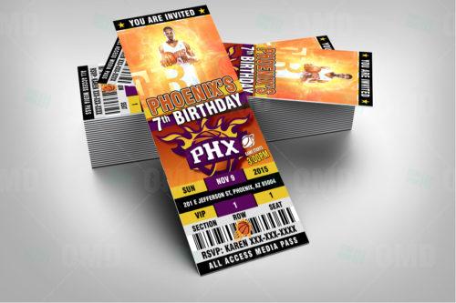 Phoenix Suns - Invite 1 - Product 2