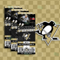 Pittsburgh Penguins - Invite 1 - Product 1