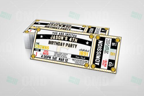 Pittsburgh Pirates - Invite 2 -Product 2
