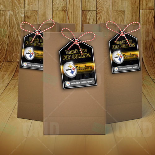 Pittsburgh Steelers - Bag Tag - Product 3-1