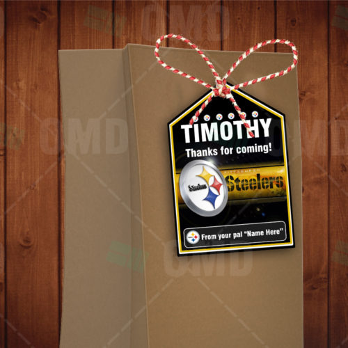 Pittsburgh Steelers - Bag Tag - Product 4