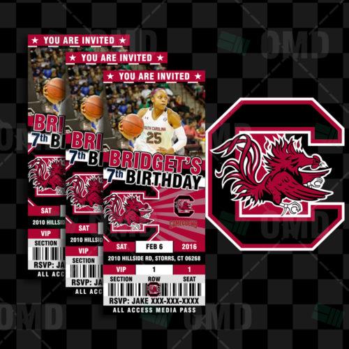 South Carolina Gamecocks Basketball - Invite 1 - Product 1