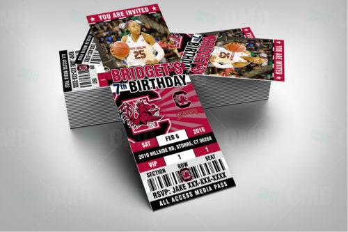 South Carolina Gamecocks Basketball - Invite 1 - Product 2