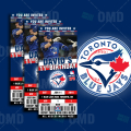 Toronto Blue Jays Baseball - Invite 1 - Product 1-1