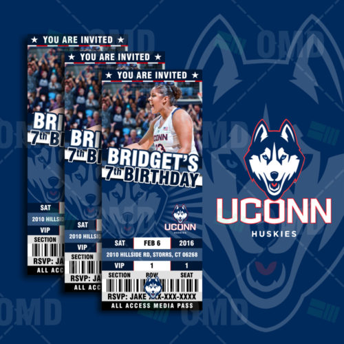 Uconn Women Basketball - Invite 1 - Porduct 1