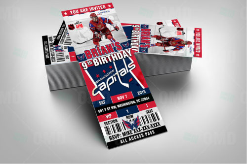 Washington Capitals - Invite 1 - Product 2
