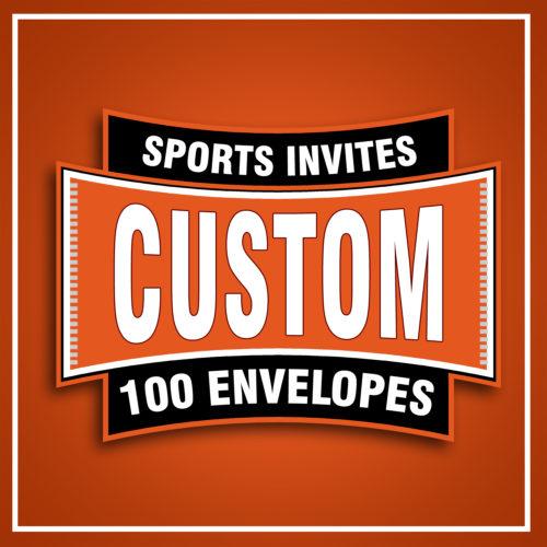Etsy Custom Listing - Very Important 2 - 100 Envelopes