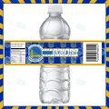 Golden State Warriors - Bottle Label - 1 - Prooduct 1