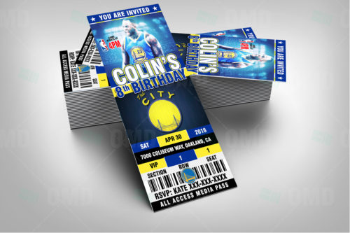 Golden State Warriors - Invite 4 - Product 2