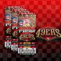 San Francisco 49ers - Invite 3 - Product 1