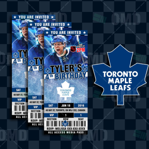 Toronto Maple Leafs - Invite 1 - Product 1