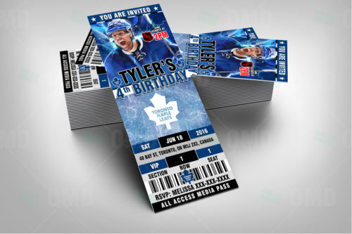 Toronto Maple Leafs - Invite 1 - Product 2