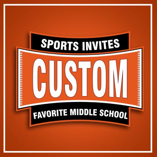 Etsy Custom Listing - Middle School - Product 1