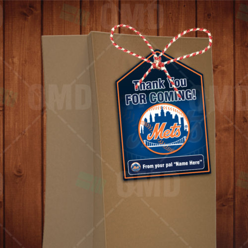 New York Mets - Bag Tag 1 - Product 1