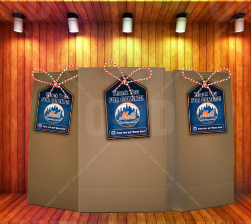 New York Mets - Bag Tag 1 - Product 2