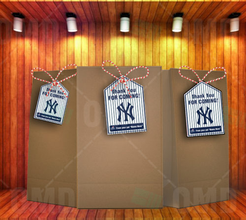 New York Yankees - Bag Tag - Product 1